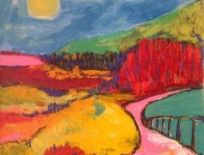 La strada rosa