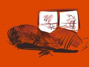 sonno agitato